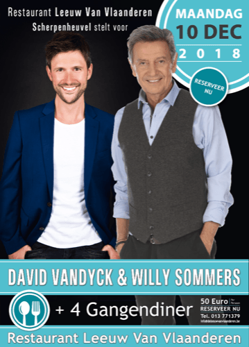 David Vandyck & willy sommers